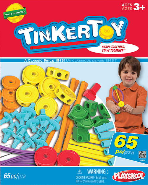 Tinkertoy Sets from k&#039;nex