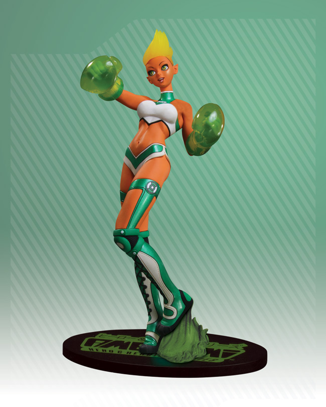 ARISIA PVC FIGURE