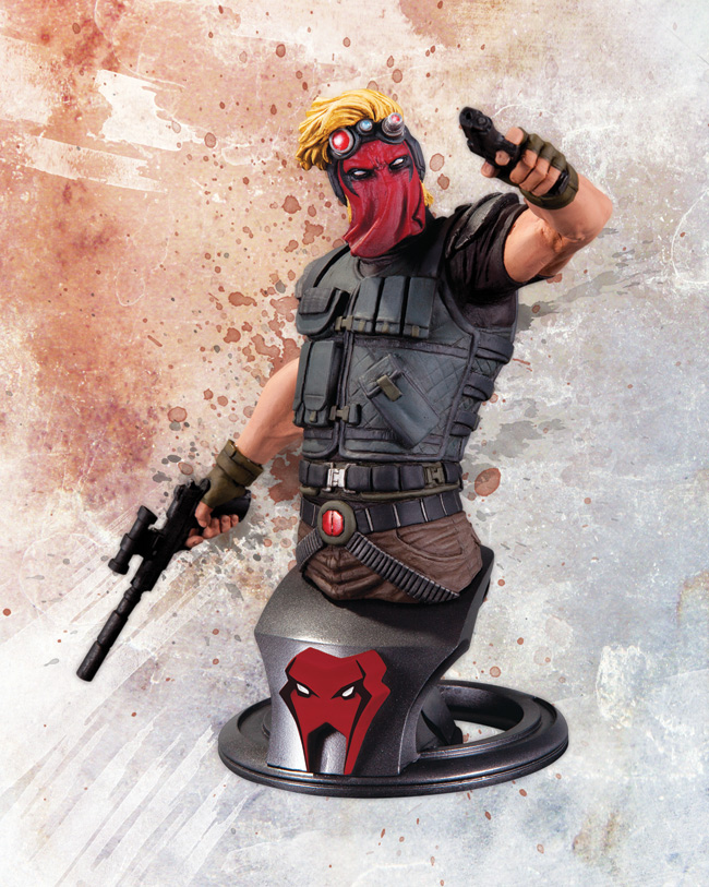  GRIFTER BUST