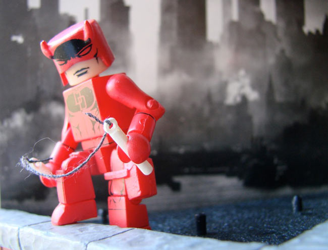 Marvel Minimates Series 43