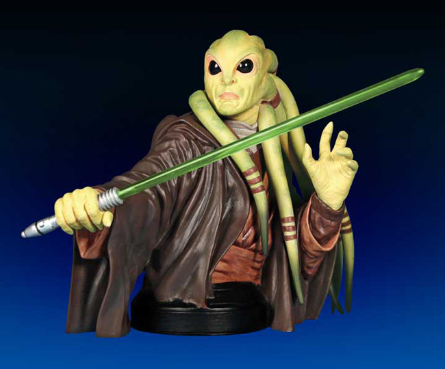 kit fisto mini-bust