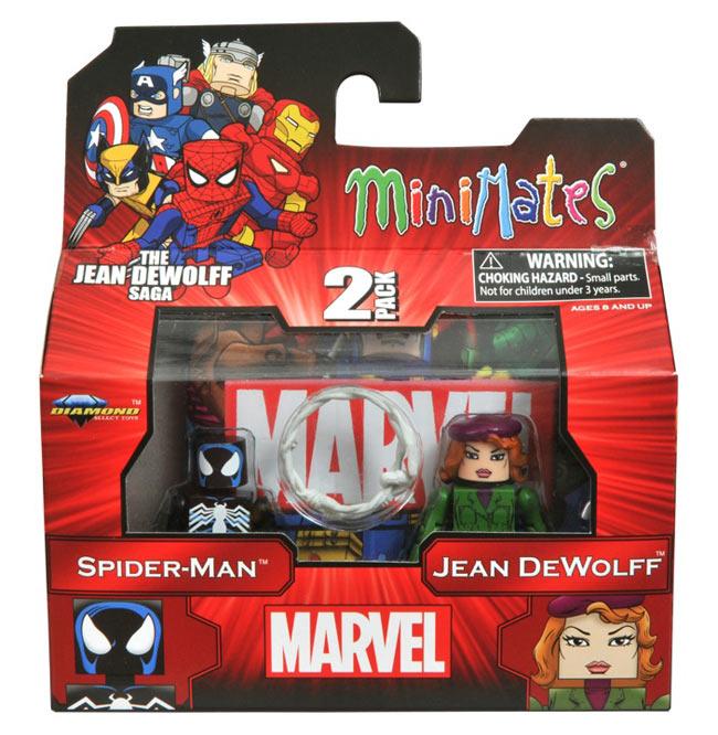 Marvel Minimates Series 43