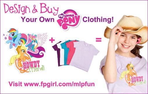 My Little Pony Fashion Design Studio