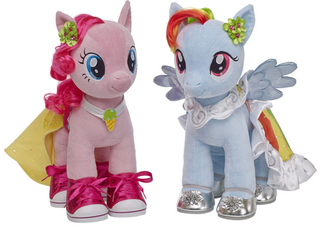My Little Pony at Build-A-Bear Workshop