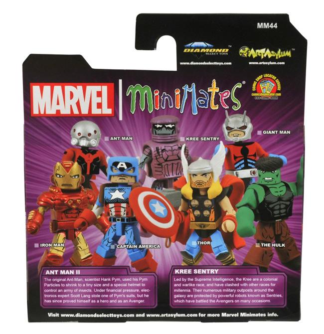 Marvel Minimates Series 44