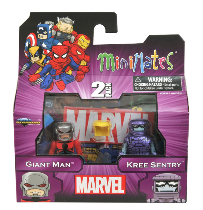 Marvel Minimates Series 44