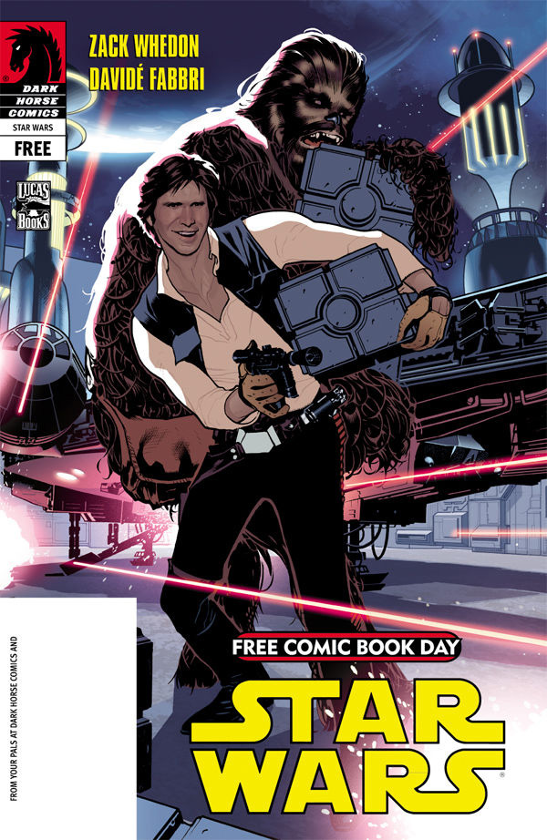 dark horse free comic book day