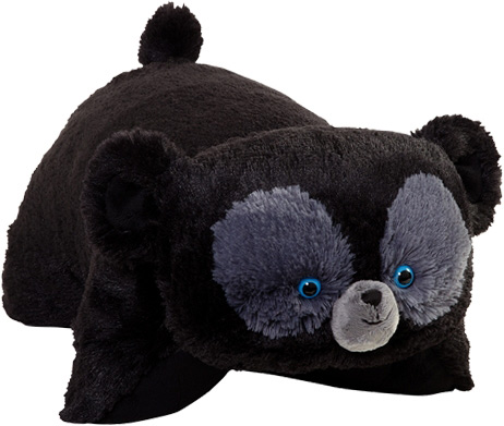 bear cub pillow pet