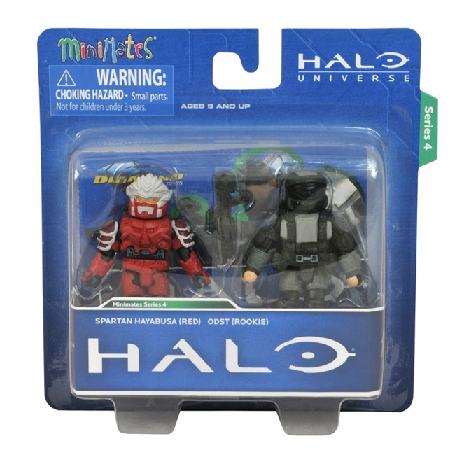 Halo Minimates Series 4