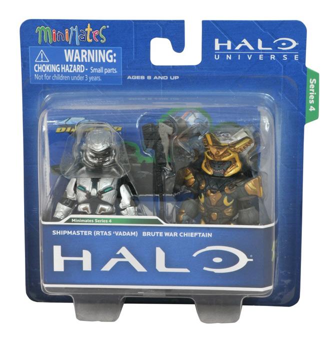 Halo Minimates Series 4