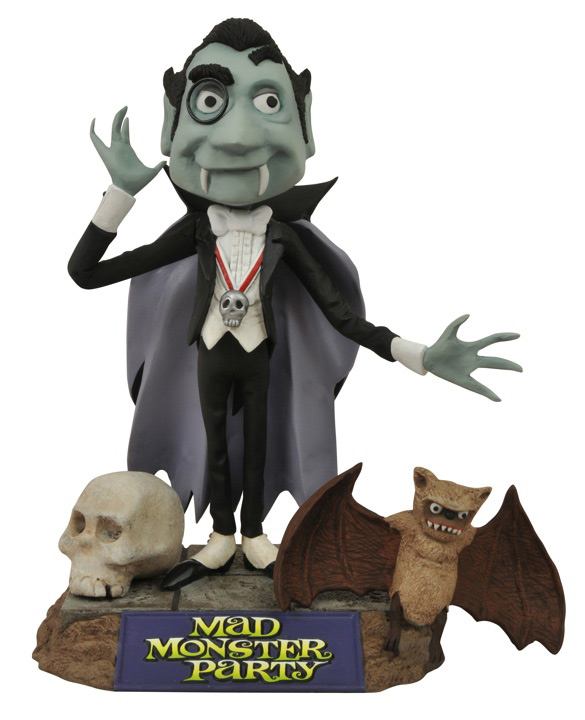Mad Monster Party Action Figures