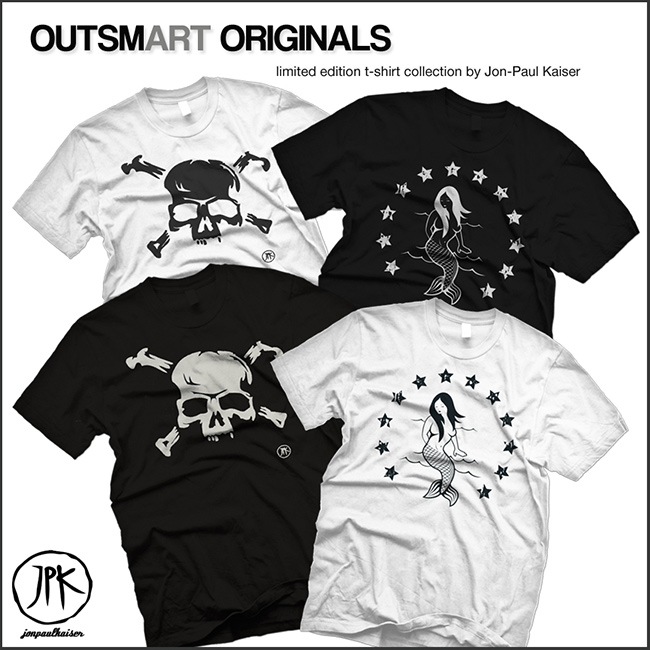Jon-Paul Kaiser x outsmART originals - Summer Collection
