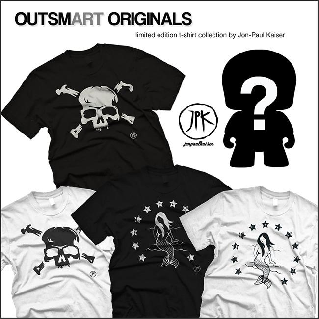 Jon-Paul Kaiser x outsmART originals - Summer Collection