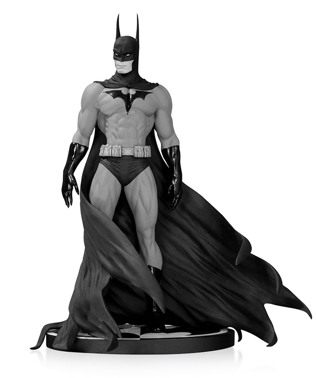DC COLLECTIBLES BATMAN BLACK /& WHITE BATMAN BY TIM SALE SECOND EDITION STATUE
