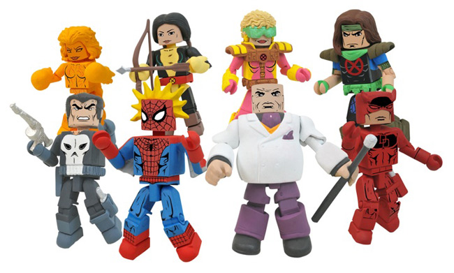 Marvel Minimates
