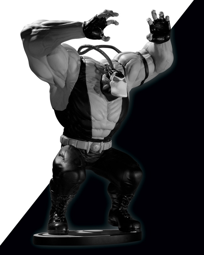 BANE STATUE BY KELLEY JONES