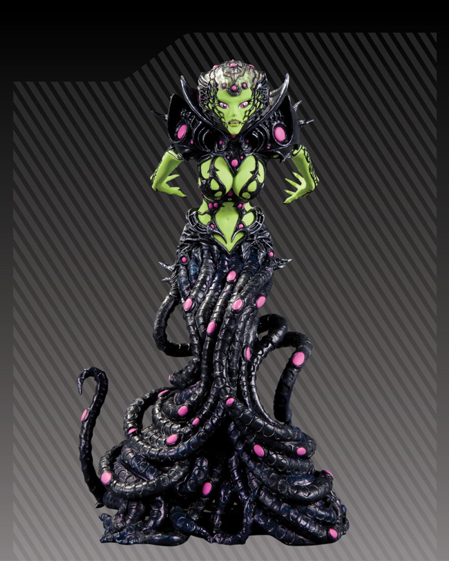 AME-COMI BRAINIAC PVC FIGURE