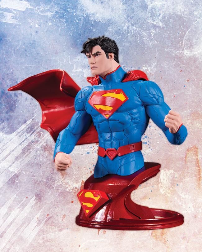 SUPERMAN BUST