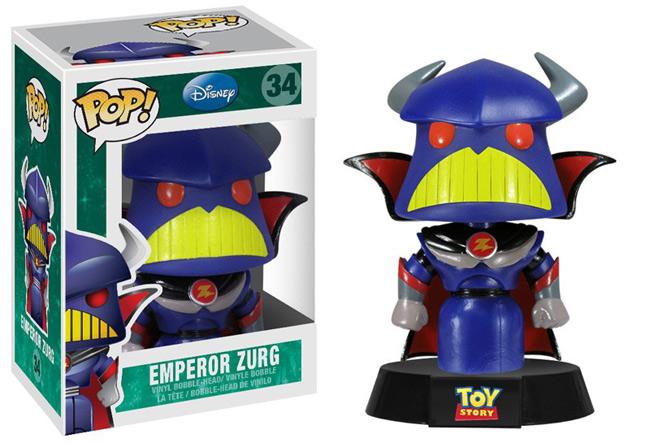 Funko Disney Pop! Vinyl Series 3