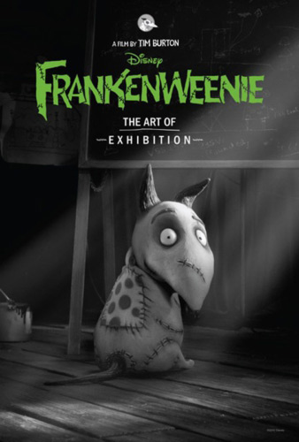 The Art Of Frankenweenie Exhibition