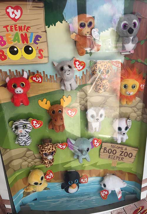 Fast Food Toys Raving Toy Maniac