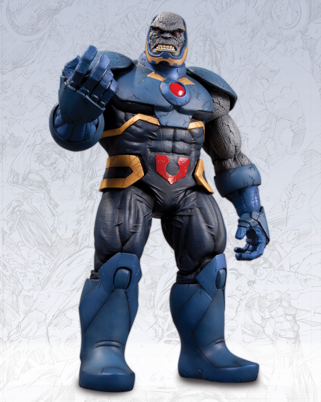 DARKSEID DELUXE ACTION FIGURE