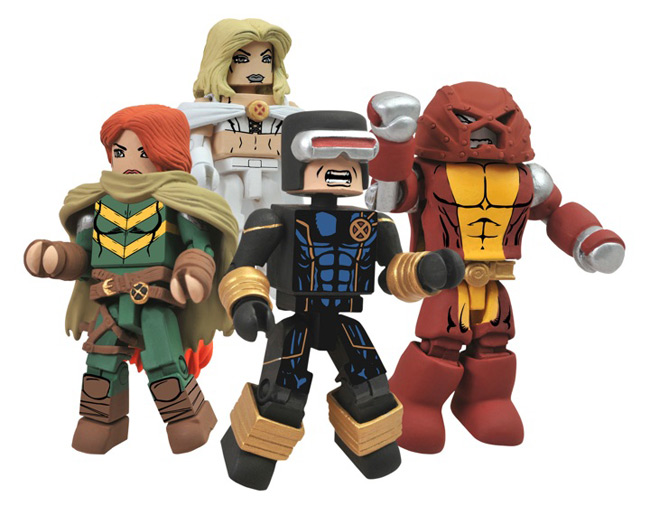 Avengers vs. X-Men Minimates Box Set