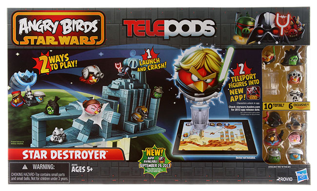 Angry Birds Star Wars Toys : Angry birds star wars jenga tie fighter by purple pawn