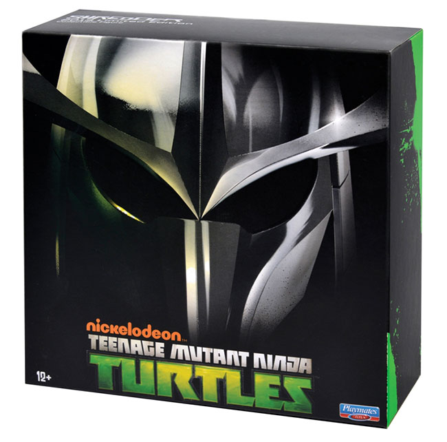 Tmnt Panel Exclusive Shredder Figure At Sdcc 2013 Raving Toy