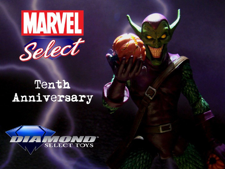 marvel select action figures