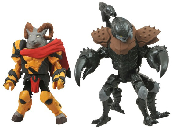 battle beasts minimates