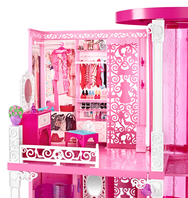 Barbie To Stay In California And Remodel Dreamhouse