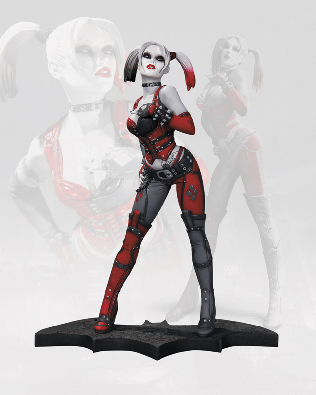  HARLEY QUINN STATUE