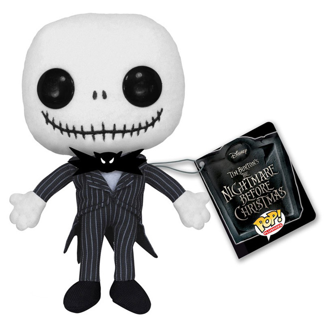 Funko's Nightmare Before Christmas Plushies