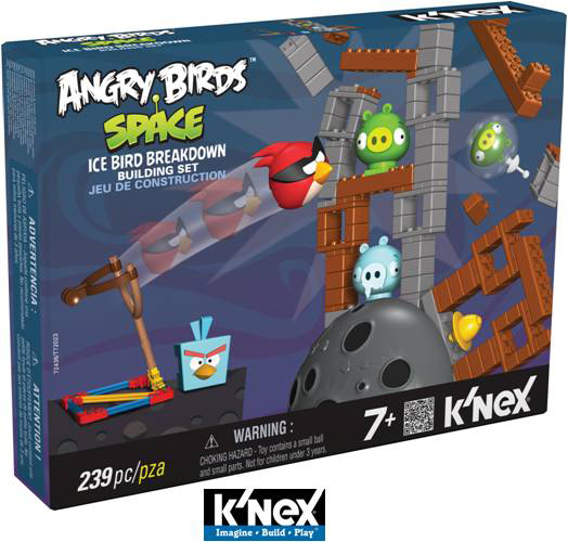 Birds Toys R Us : Toys r us exclusive k nex angry birds sets raving toy maniac