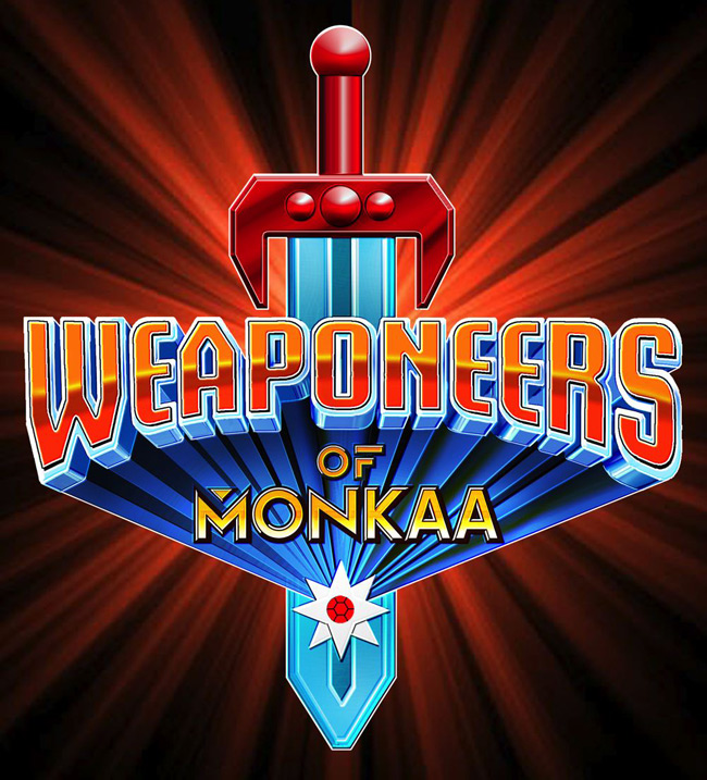 Spy Monkey's The Weaponeers of Monkaa