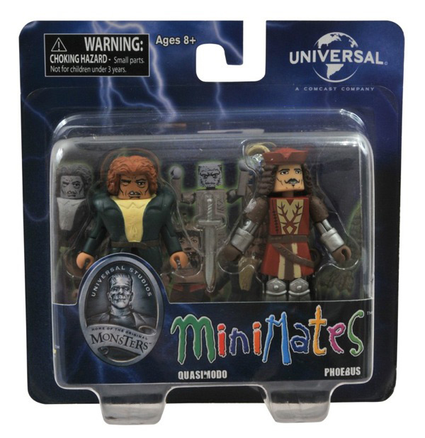 universal monsters minimates
