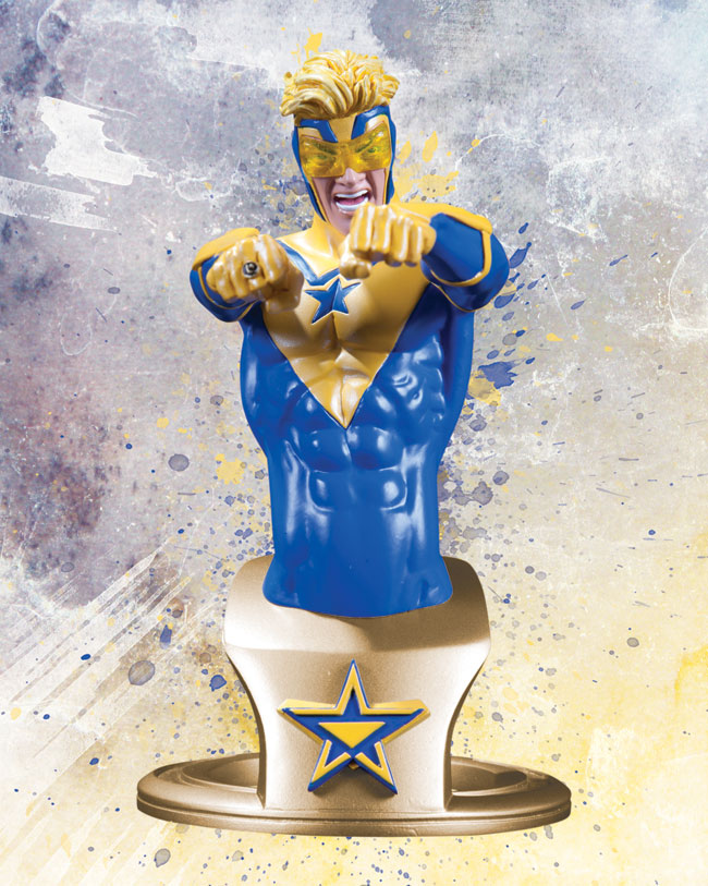 BOOSTER GOLD BUST