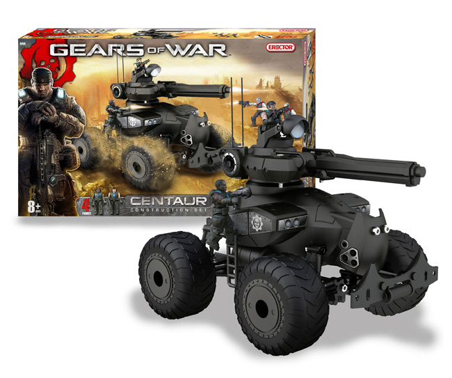 gears of war erector sets
