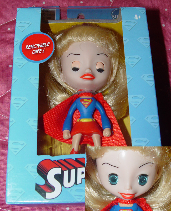dc dolls
