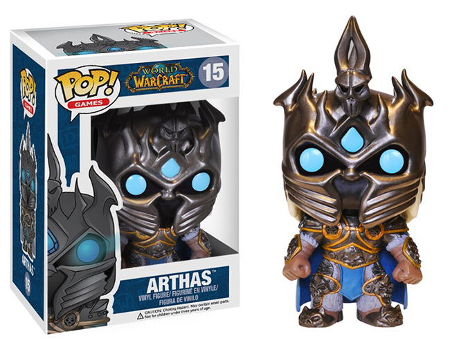 World Of Warcraft Pop Vinyl Figures Raving Toy Maniac