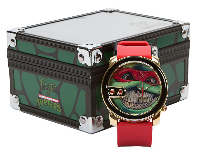 Ron English-Designed TMNT Apparel &amp; Accessories