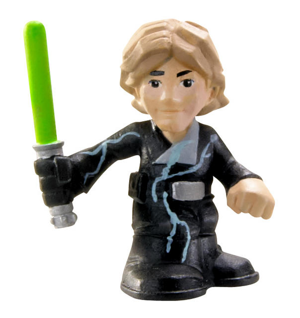 1-25 Luke Skywalker