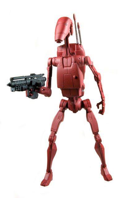 A0813 Battle Droid