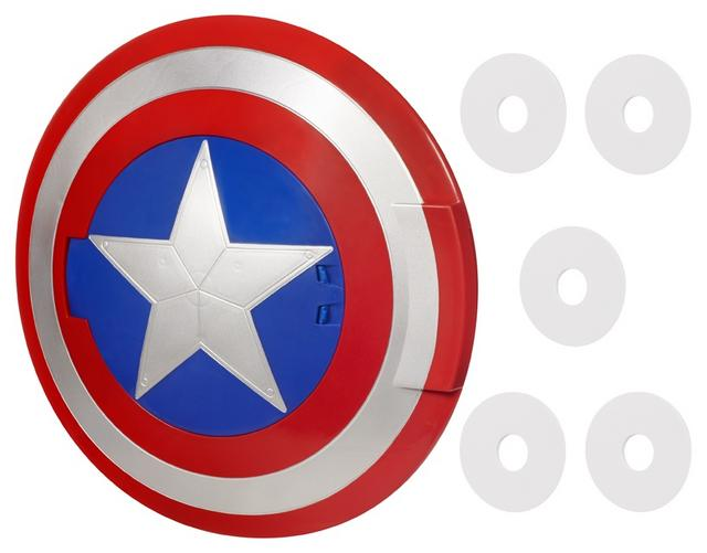 Avengers Captain America Attack Shield