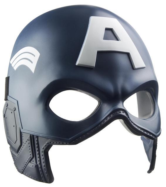 Avengers Captain America Hero Mask  Raving Toy Maniac