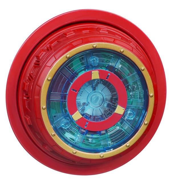 Avengers Iron Man Arc Light - Chest Communicator