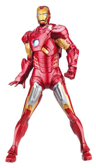 Avengers Mighty Battlers  Repulsor Battling Iron Man