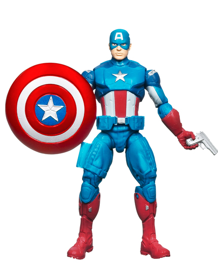 Avengers Shield Launcher Captain America