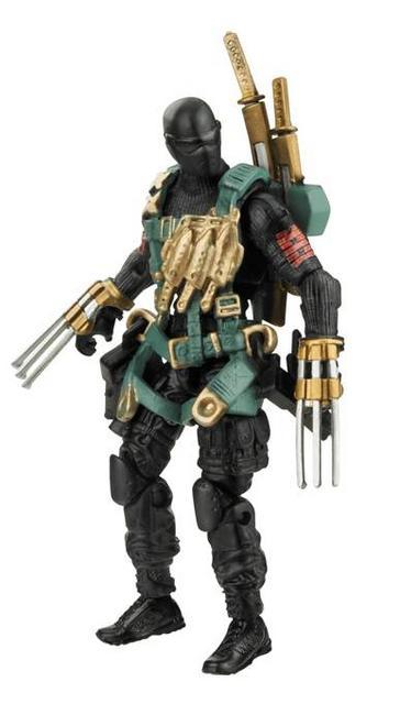 GI Joe Tactical Ninja Team 3